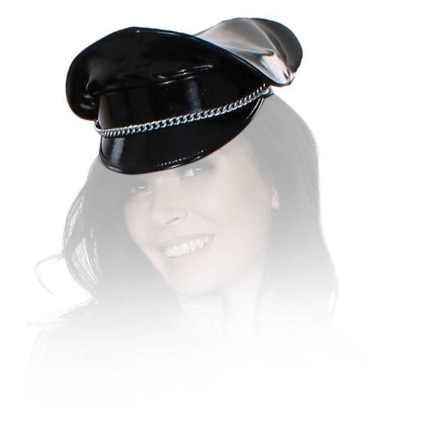 Insistline Datex Military Look Mütze Cap mit Metallkette