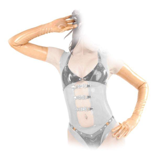 Anita Berg Latex Handschuhe transparent