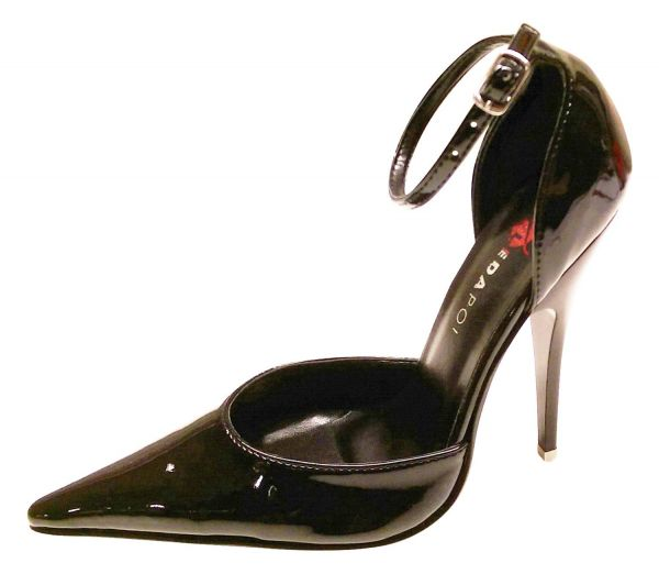 Ledapol Lack Pumps Lady