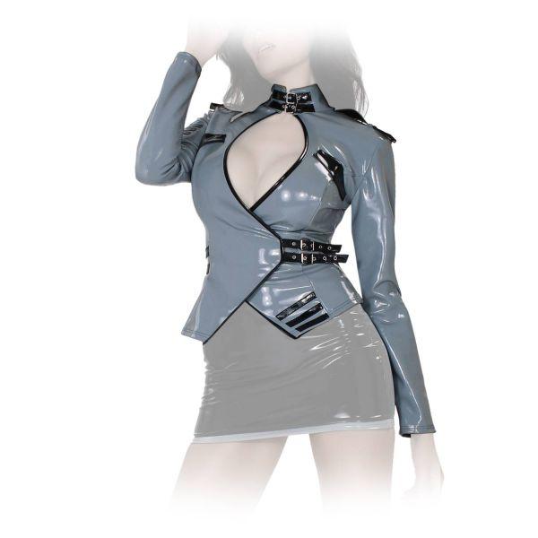 Insistline Langärmelige Damen Jacke im Militäry-Look