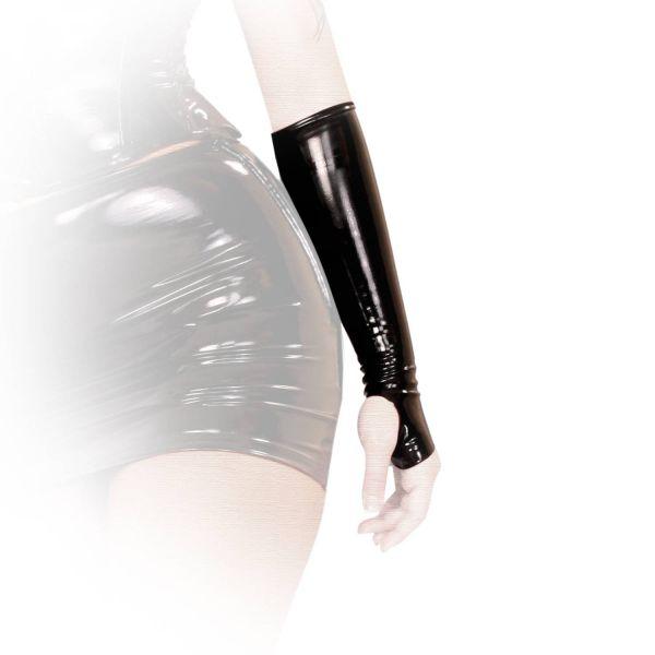 Insistline Datex Handschuhe ellenbogenlang mit Schlaufe