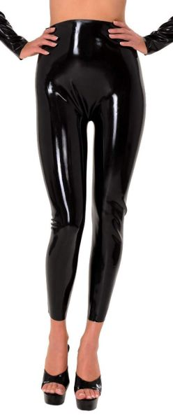 Anita Berg Latex Spanking Leggings ouvert