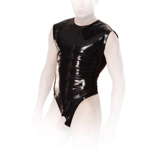 Insistline Herren Gay Datex Body ouvert mit Zip